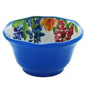 Haven & Key Bluebonnet Melamine Dipping Bowl