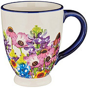 Haven & Key Bluebonnet Stoneware Mug