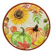 Haven & Key Fall Pumpkin Dinner Plate