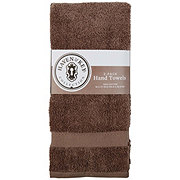Haven & Key Hand Towels Gray