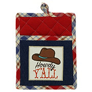 Haven & Key Howdy Pocket Mitt