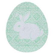 Haven & Key Melamine Easter Egg Plate 8in. Assorted Colors