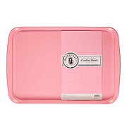 Haven & Key Non Stick Giant Cookie Sheet Pink