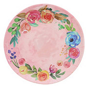 Haven & Key Spring Round Appetizer Plate 6in Assorted Colors