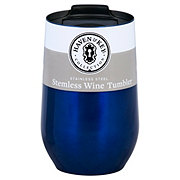 Haven & Key Stainless Steel Stemless Wine Cobalt 16oz