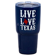 Haven & Key Stainless Steel Tumbler Love Texas 30oz