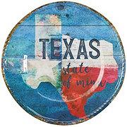 Haven & Key Vintage Texas Melamine Salad Plate