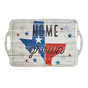 Haven & Key Vintage Texas Rectangle Tray