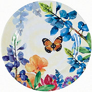 Haven And Key Bluebonnet Salad Plate