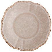 Haven And Key Spring Melamine Salad Plate Grey