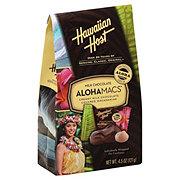 Hawaiian Host Alohamacs Milk Chocolate