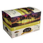 Hawaiian Isles Kona Vanilla Macadamia Single Serve Coffee Cups