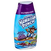 Hawaiian Punch Sugar Free Wild Purple Smash Water Enhancer