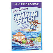 Hawaiian Punch Wild Purple Smash Unsweetened Pack