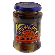 Haywards Traditional Pickled Onions Medium and Tangy