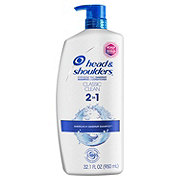 Head & Shoulders Classic Clean 2 in 1 Anti Dandruff Shampoo and Conditioner