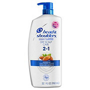 Head & Shoulders Dry Scalp Care with Almond Oil 2 in 1 Anti Dandruff Shampoo and Conditioner