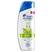 Head & Shoulders Green Apple 2 in 1 Anti Dandruff Shampoo and Conditioner