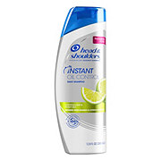 Head & Shoulders Instant Oil Control Anti Dandruff Shampoo