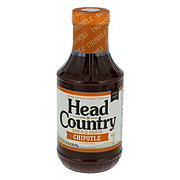 Head Country BBQ Sauce, Spicy Chipotle