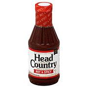 Head Country Hot & Spicy Bar-B-Q Sauce
