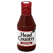 Head Country The Original Bar-B-Q Sauce