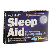 Health A2Z Sleep Aid Caplets