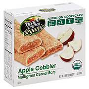 Health Valley Organic Apple Cobbler Multigrain Cereal Bars