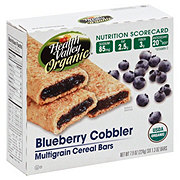 Health Valley Organic Blueberry Cobbler Multigrain Cereal Bars