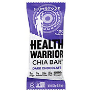 Health Warrior Chia Bar Dark Chocolate