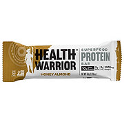 Health Warrior Honey Almond Protein Bar