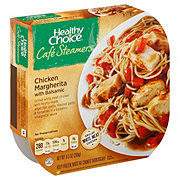 Healthy Choice Cafe Steamers Chicken Margherita