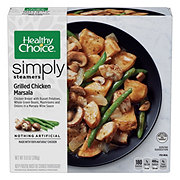 Healthy Choice Cafe Steamers Chicken Marsala