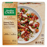 Healthy Choice Cafe Steamers General Tso's Chicken