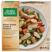 Healthy Choice Cafe Steamers Honey Turkey & Sweet Potatoes