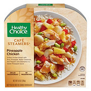 Healthy Choice Cafe Steamers Pineapple Chicken