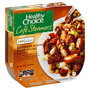 Healthy Choice Cafe Steamers Whiskey Steak