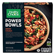 Healthy Choice Chicken Adobo Power Bowl