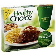 Healthy Choice Complete Meals Classic Meat Loaf