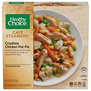 Healthy Choice Crustless Chicken Pot Pie