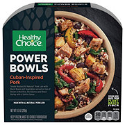 Healthy Choice Cuban Inspired Pork Power Bowl