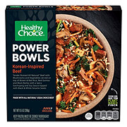Healthy Choice Power Bowl Korean Beef