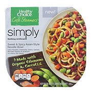 Healthy Choice Simply Cafe Steamers Sweet & Spicy Asian-Style Noodle Bowl
