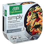 Healthy Choice Simply Grilled Chicken & Vegetable Stir Fry