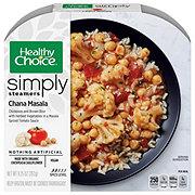 Healthy Choice Simply Steamers Chana Masala