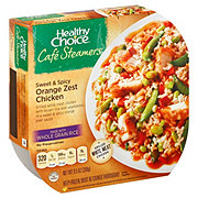 Healthy Choice Steamers Sweet and Spicy Zest Chicken
