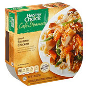 Healthy Choice Steamers Sweet Sesame Chicken