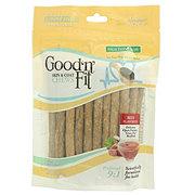 Healthy Hide Good 'n' Fit Skin and Coat Beef Flavored Sticks