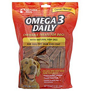 Healthy Hide Omega 3 Daily Chewable Treats For Dogs