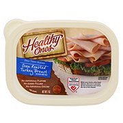 Healthy Ones Deli Thin-Sliced Oven Roasted Turkey Breast